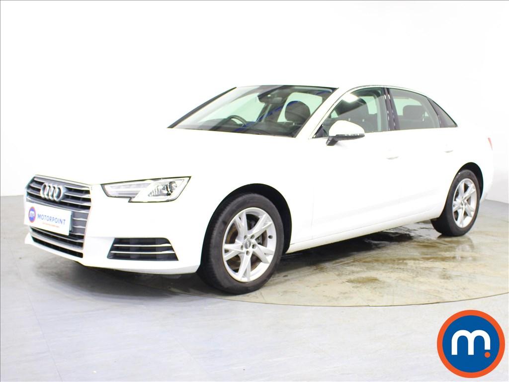 Audi A4 Sport - Stock Number 1090427 Passenger side front corner