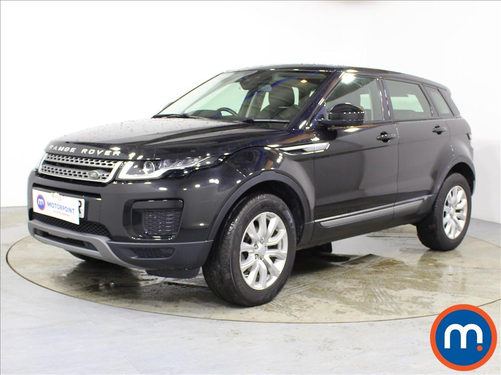Land Rover Range Rover Evoque SE - Stock Number 1091639 Passenger side front corner