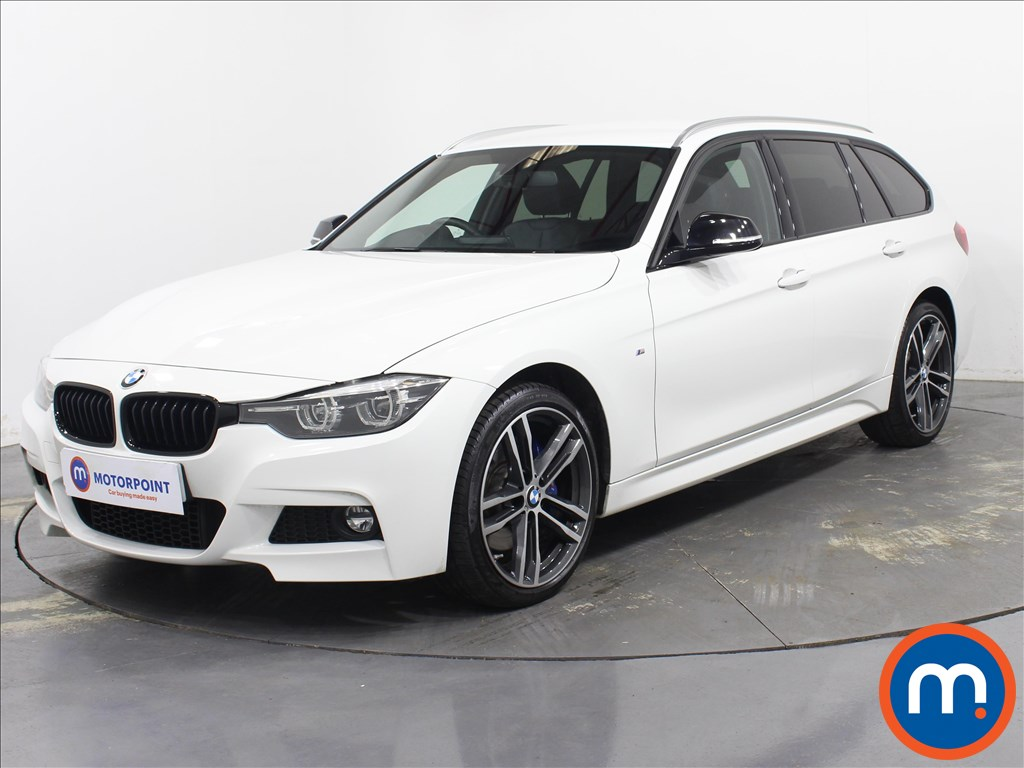BMW 3 Series M Sport Shadow Edition - Stock Number 1089694 Passenger side front corner