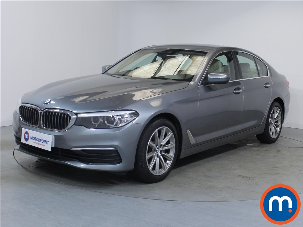 BMW 5 Series SE - Stock Number 1091212 Passenger side front corner