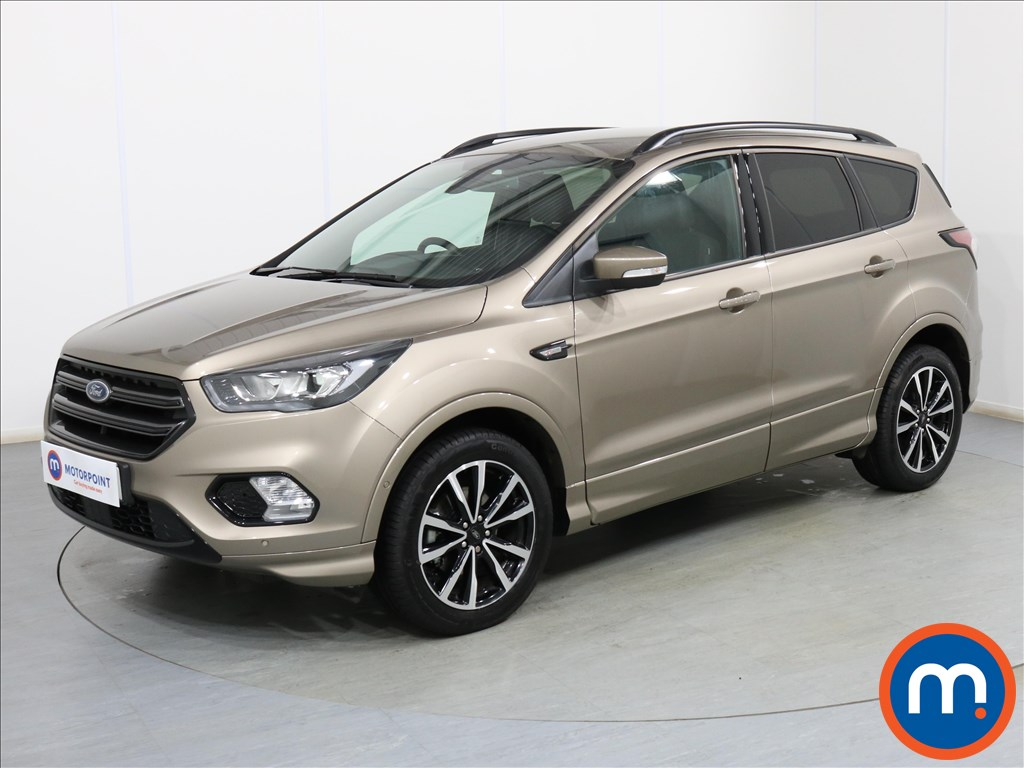 Ford Kuga ST-Line Edition - Stock Number 1091439 Passenger side front corner