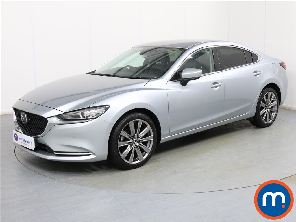 Mazda 6 Sport Nav-Plus - Stock Number 1092281 Passenger side front corner