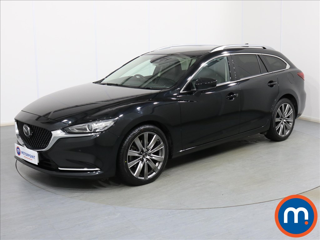 Mazda 6 Sport Nav-Plus - Stock Number 1092283 Passenger side front corner