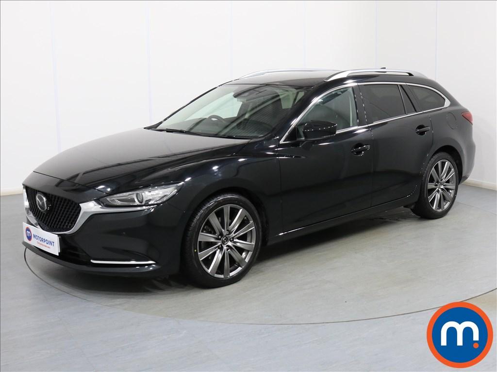 Mazda 6 Sport Nav-Plus - Stock Number 1092283 Passenger side front corner
