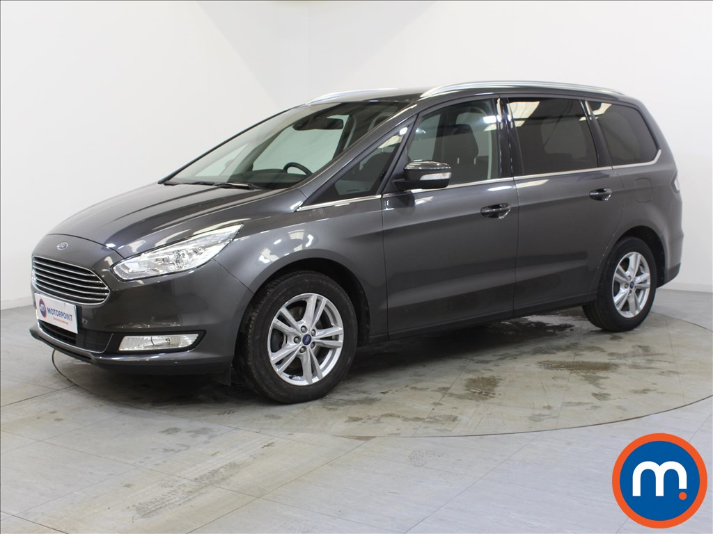 Ford Galaxy Titanium - Stock Number 1085712 Passenger side front corner