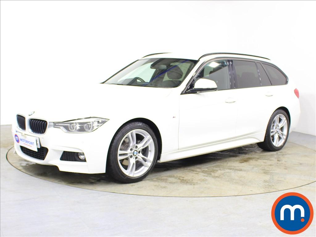 BMW 3 Series M Sport - Stock Number 1093942 Passenger side front corner