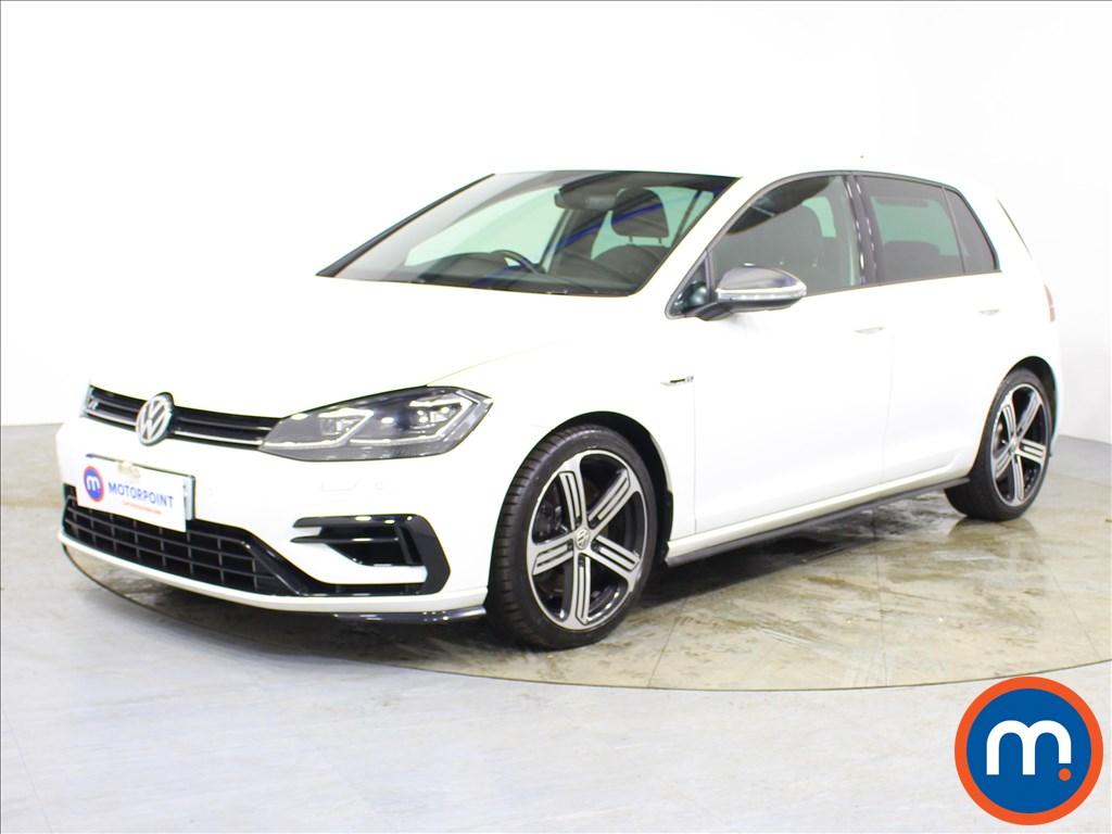 Volkswagen Golf R - Stock Number 1093890 Passenger side front corner