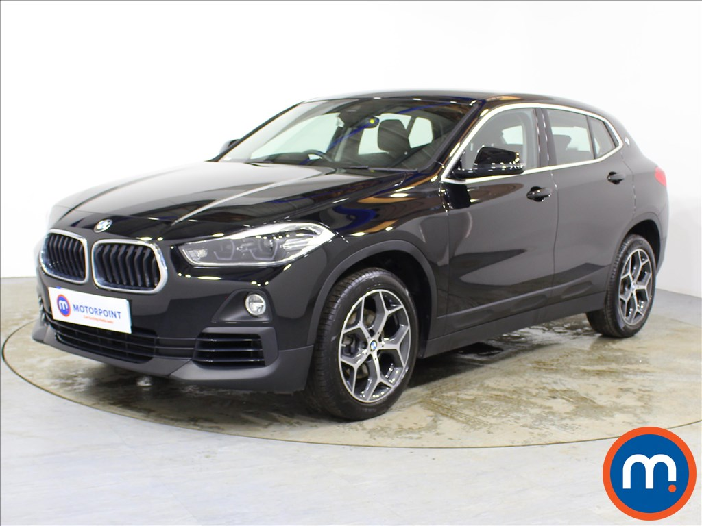 BMW X2 Sport - Stock Number 1091020 Passenger side front corner