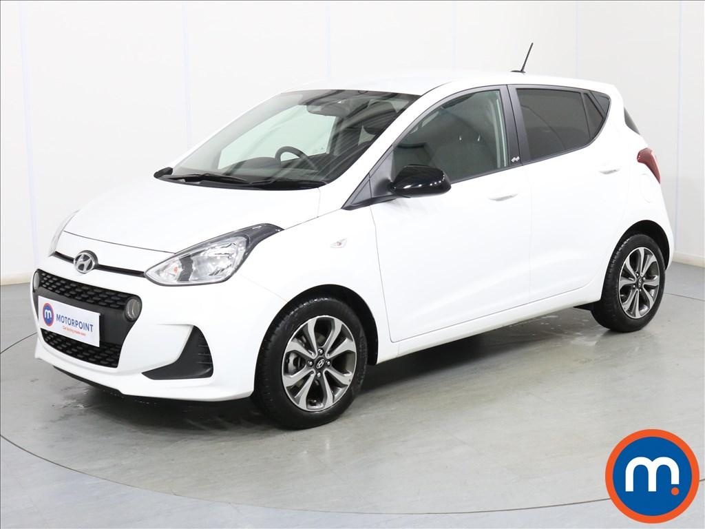 Hyundai I10 Play - Stock Number 1095281 Passenger side front corner