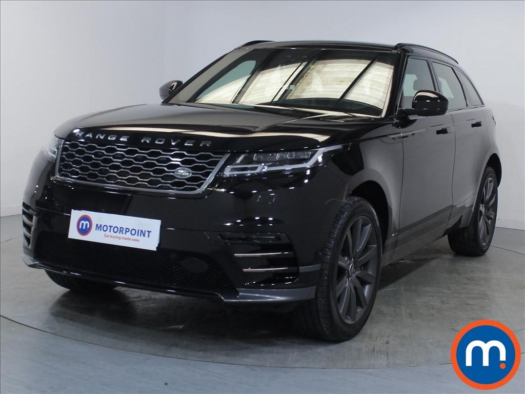 Land Rover Range Rover Velar R-Dynamic HSE - Stock Number 1088962 Passenger side front corner