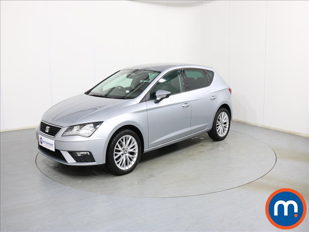 Seat Leon SE Dynamic Technology - Stock Number 1094660 Passenger side front corner
