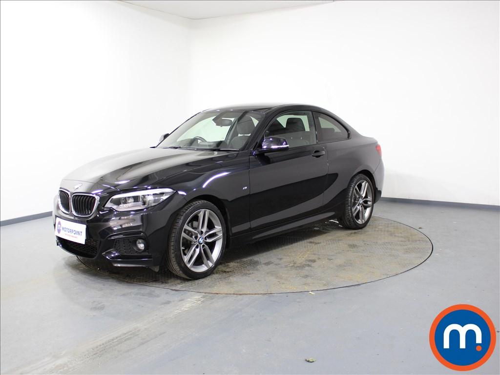 BMW 2 Series M Sport - Stock Number 1092969 Passenger side front corner