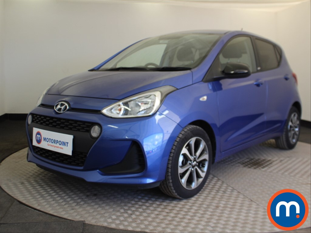 Hyundai I10 Play - Stock Number 1095227 Passenger side front corner