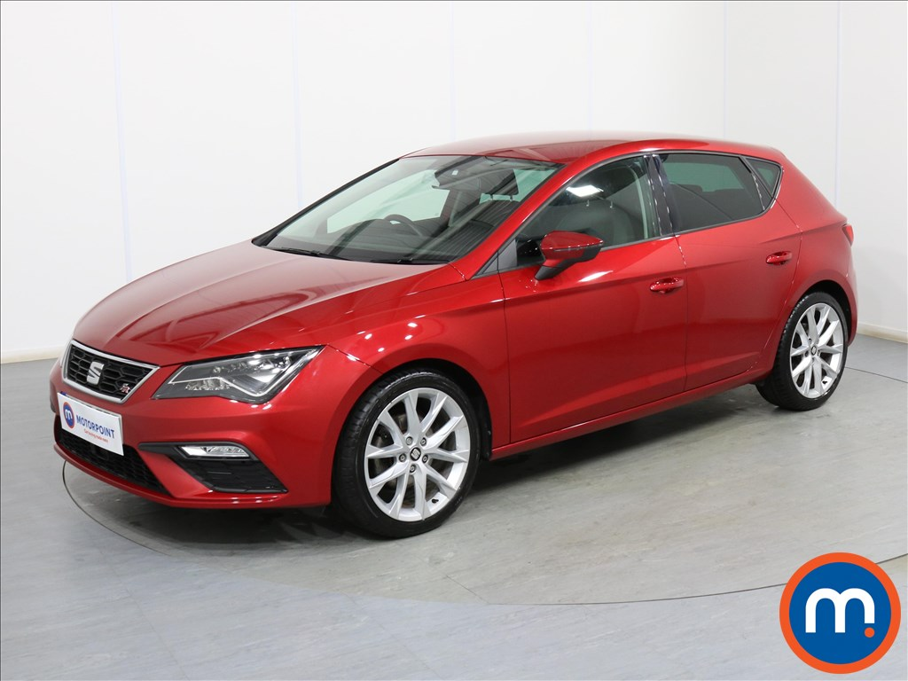 Seat Leon FR Technology - Stock Number 1094667 Passenger side front corner