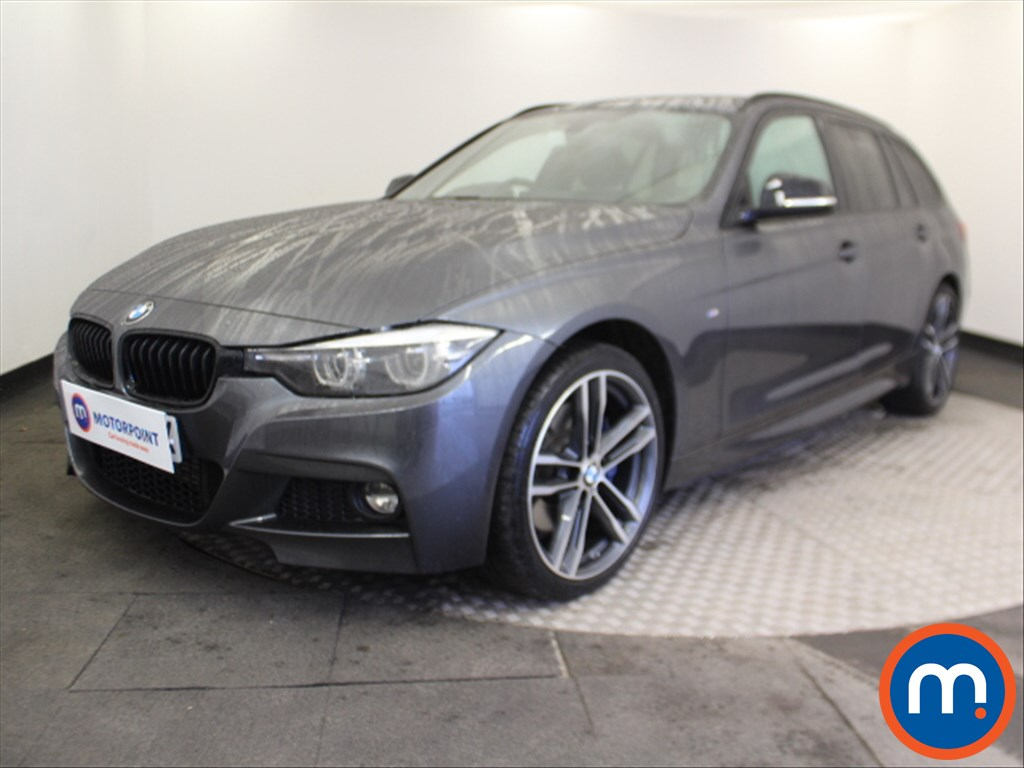 BMW 3 Series M Sport Shadow Edition - Stock Number 1095149 Passenger side front corner