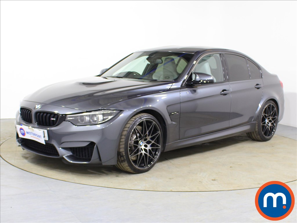BMW M3 M3 - Stock Number 1091704 Passenger side front corner