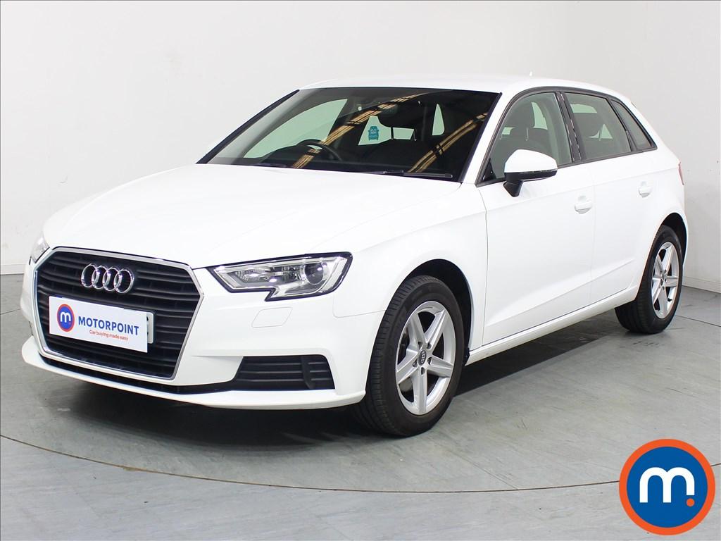 Audi A3 SE - Stock Number 1089157 Passenger side front corner