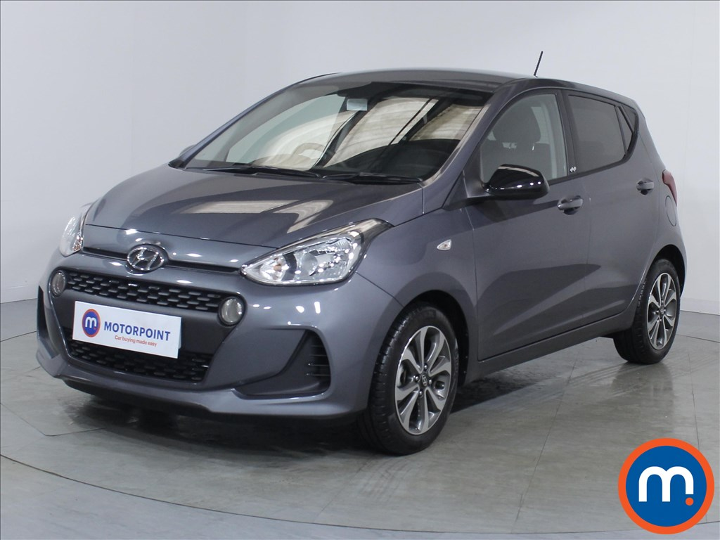 Hyundai I10 Play - Stock Number 1095403 Passenger side front corner