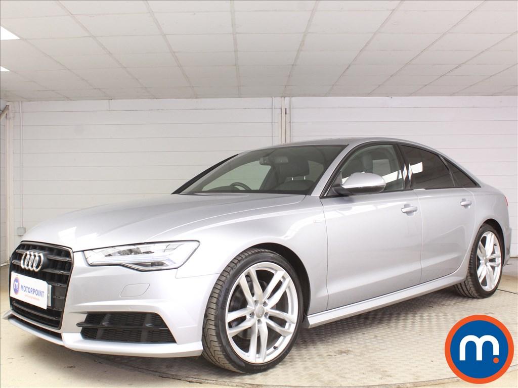 Audi A6 S Line - Stock Number 1093416 Passenger side front corner