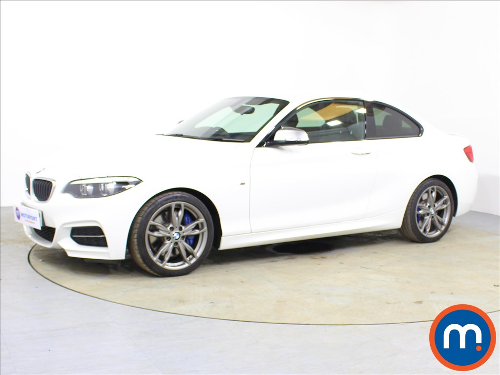 BMW 2 Series M240i - Stock Number 1091037 Passenger side front corner