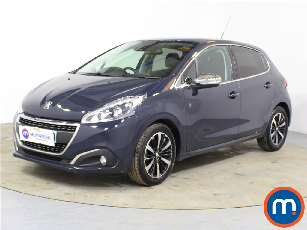 Peugeot 208 Tech Edition - Stock Number 1091004 Passenger side front corner