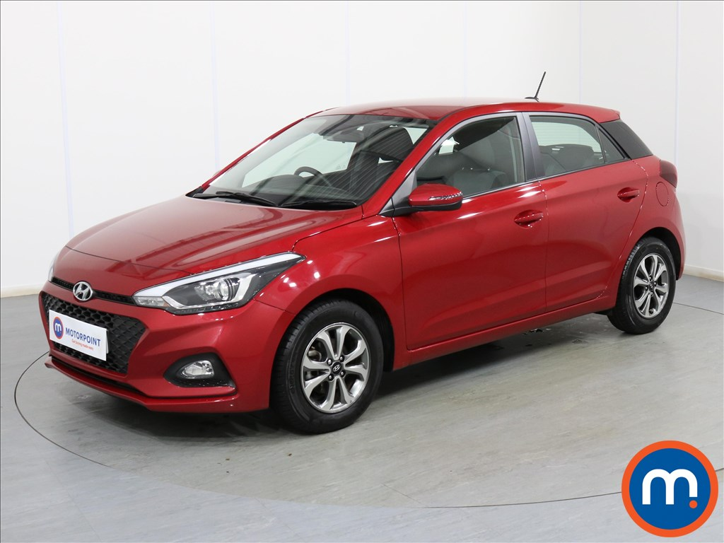 Hyundai I20 SE - Stock Number 1096573 Passenger side front corner