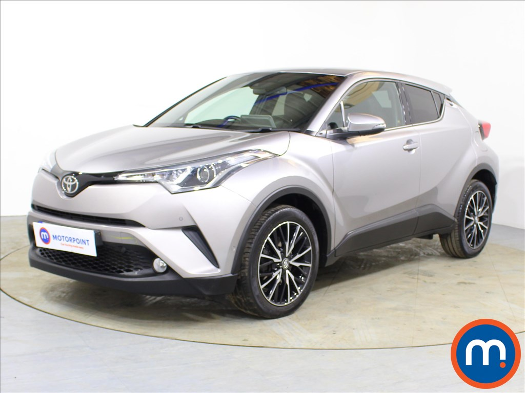 Toyota C-Hr Excel - Stock Number 1094142 Passenger side front corner