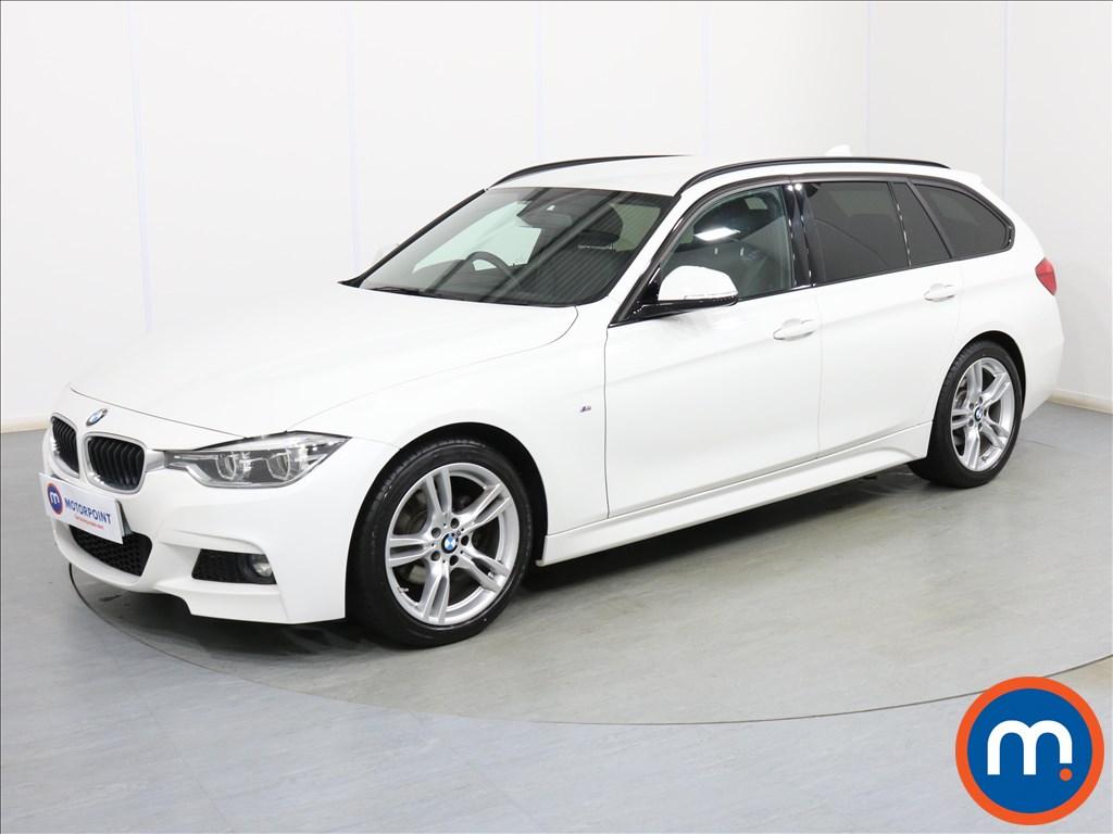 BMW 3 Series M Sport - Stock Number 1095802 Passenger side front corner