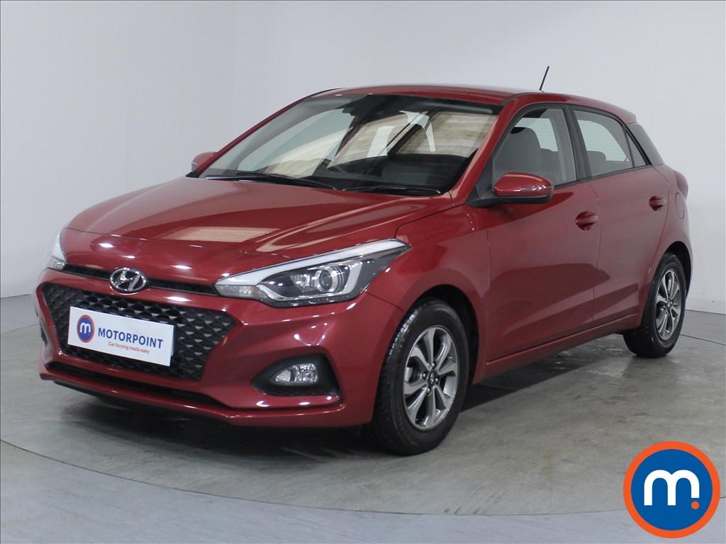 Hyundai I20 SE - Stock Number 1094986 Passenger side front corner
