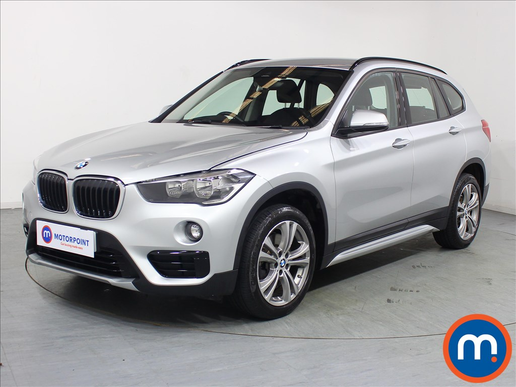 BMW X1 Sport - Stock Number 1093867 Passenger side front corner