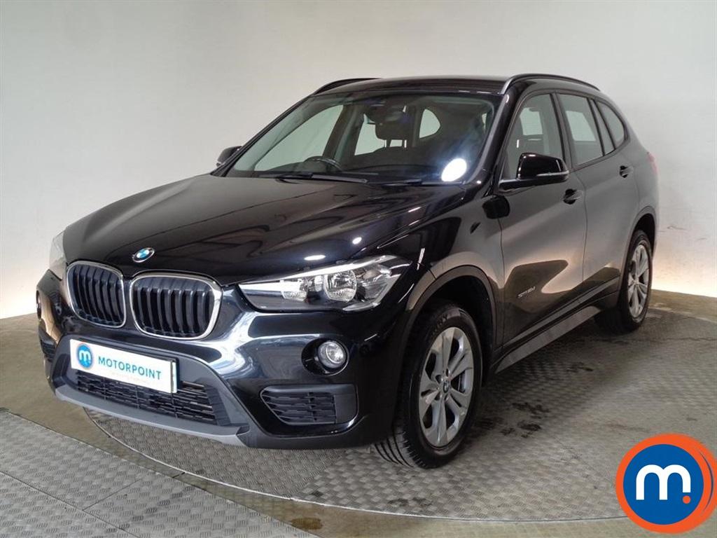 BMW X1 SE - Stock Number 1096802 Passenger side front corner