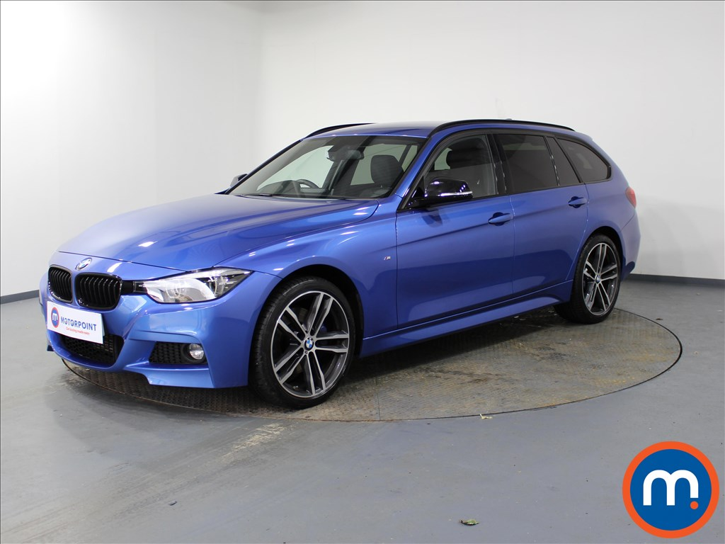BMW 3 Series M Sport Shadow Edition - Stock Number 1095102 Passenger side front corner