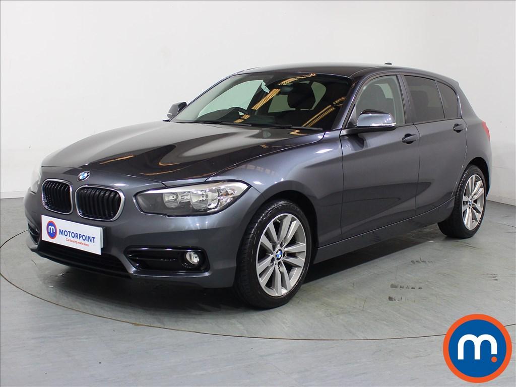 BMW 1 Series Sport - Stock Number 1097977 Passenger side front corner