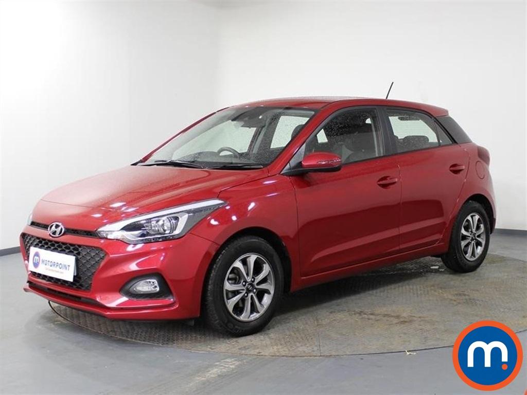 Hyundai I20 SE - Stock Number 1094997 Passenger side front corner