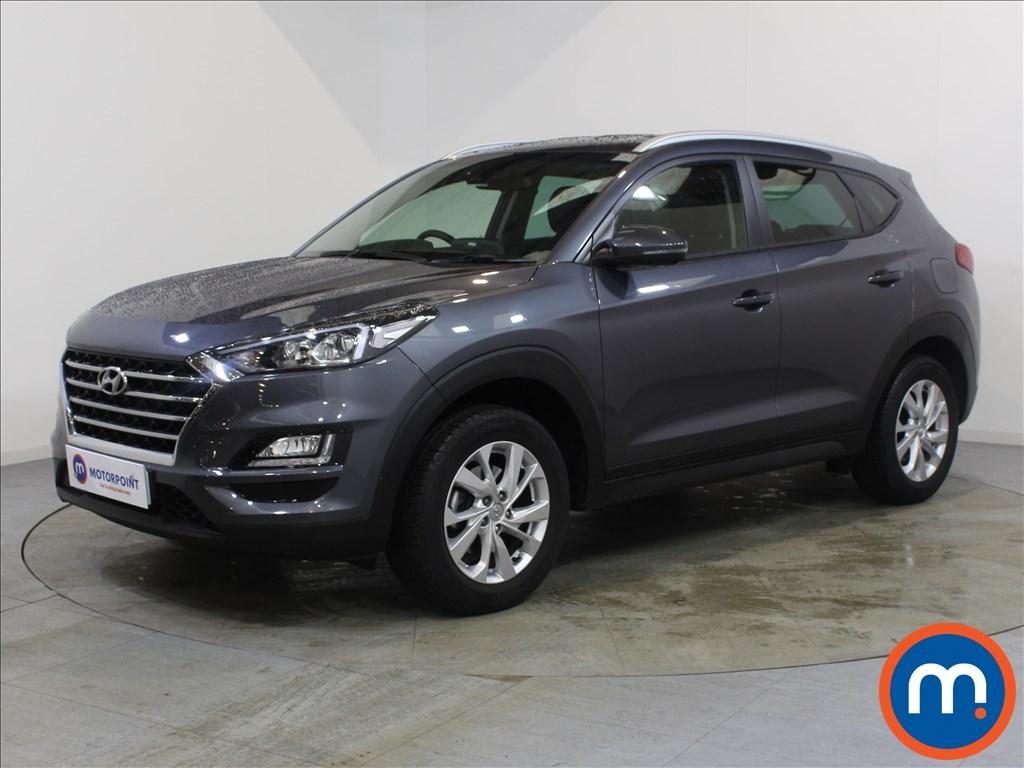 Hyundai Tucson SE Nav - Stock Number 1096832 Passenger side front corner