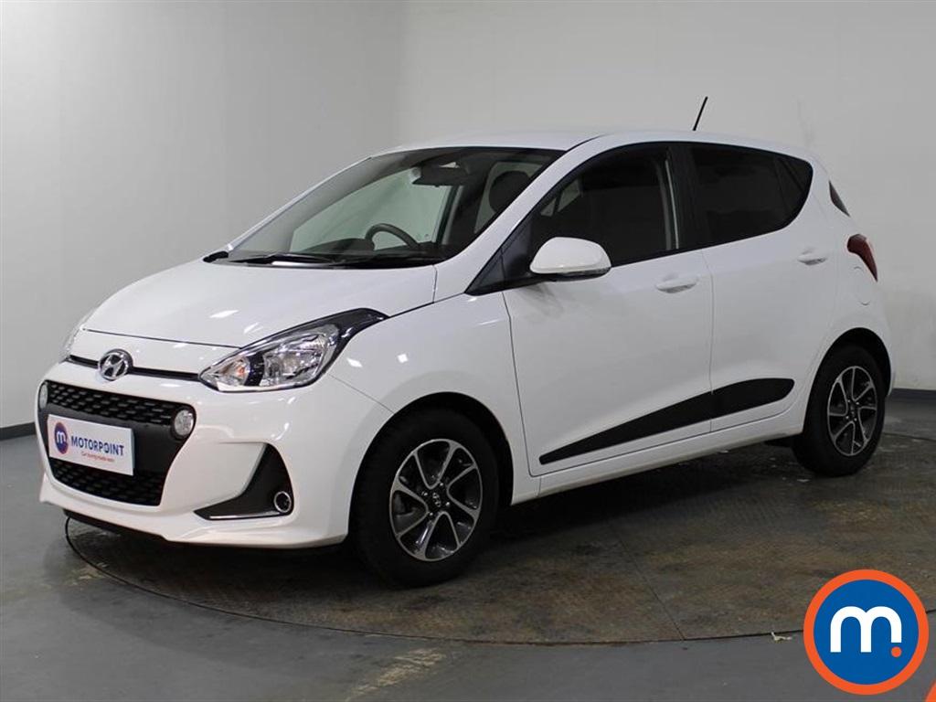 Hyundai I10 Premium - Stock Number 1095319 Passenger side front corner