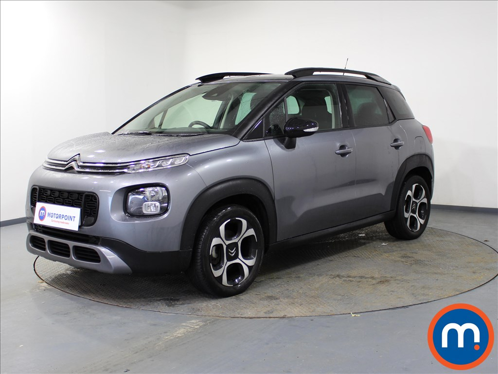 Citroen C3 Aircross Flair - Stock Number 1087142 Passenger side front corner