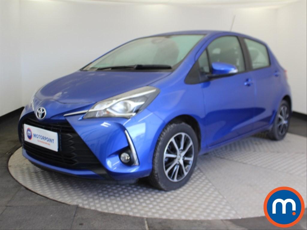 Toyota Yaris Icon Tech - Stock Number 1095660 Passenger side front corner