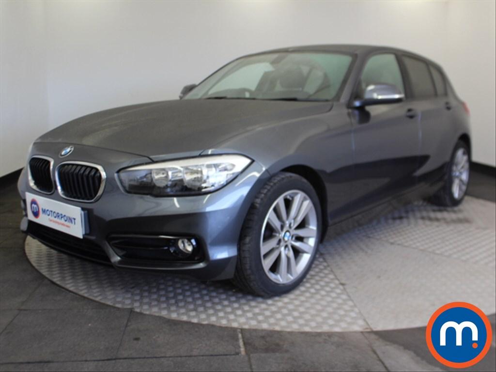 BMW 1 Series Sport - Stock Number 1098014 Passenger side front corner