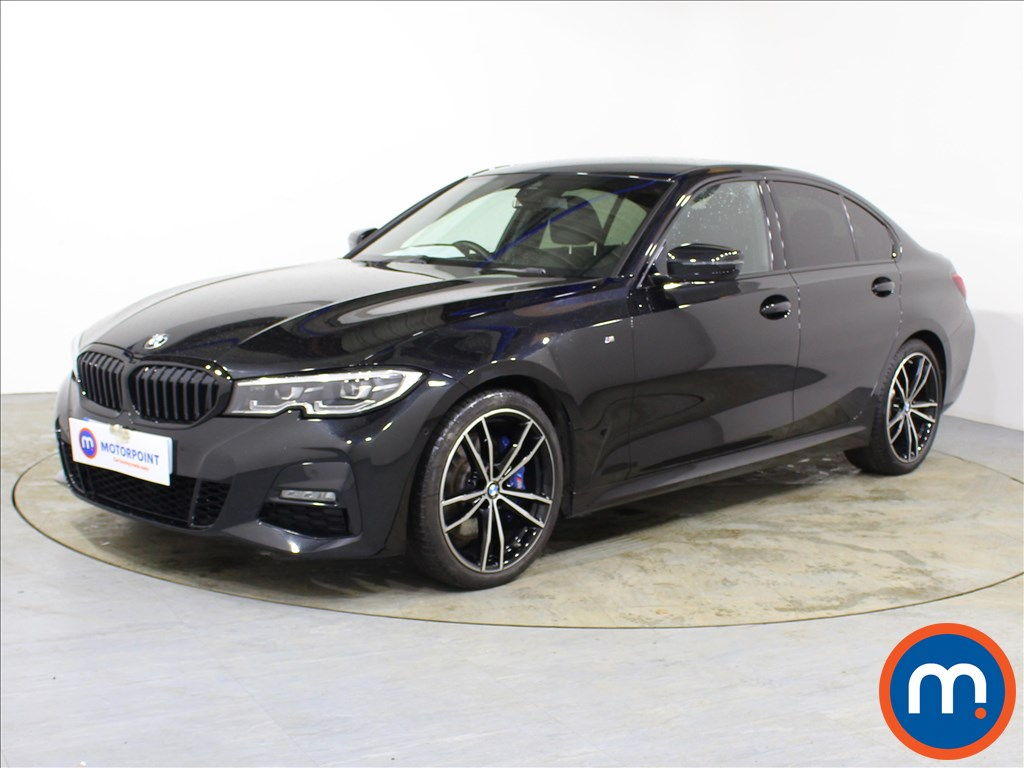 BMW 3 Series M Sport - Stock Number 1090414 Passenger side front corner