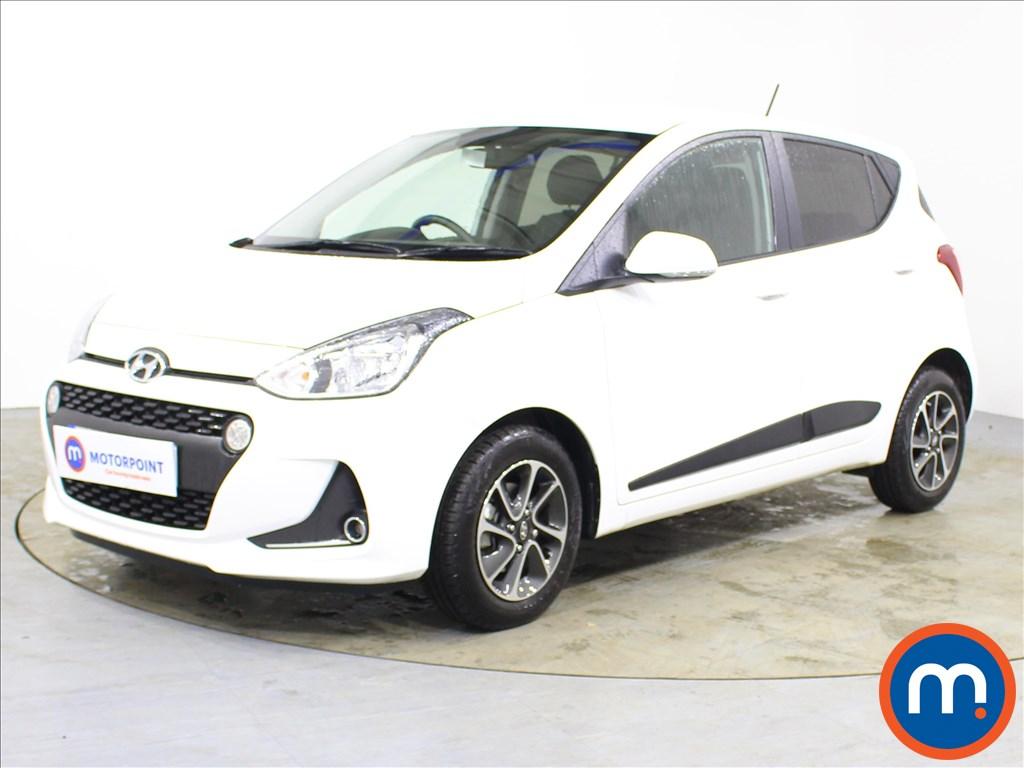 Hyundai I10 Premium - Stock Number 1095336 Passenger side front corner