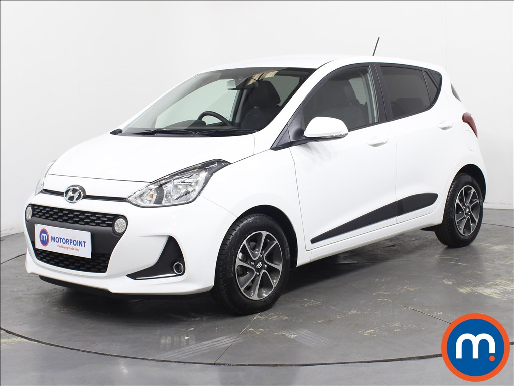 Hyundai I10 Premium - Stock Number 1095364 Passenger side front corner