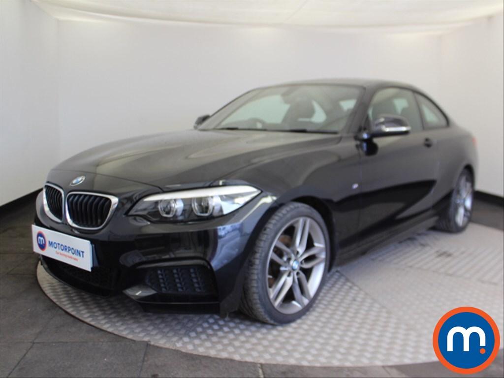 BMW 2 Series M Sport - Stock Number 1089543 Passenger side front corner