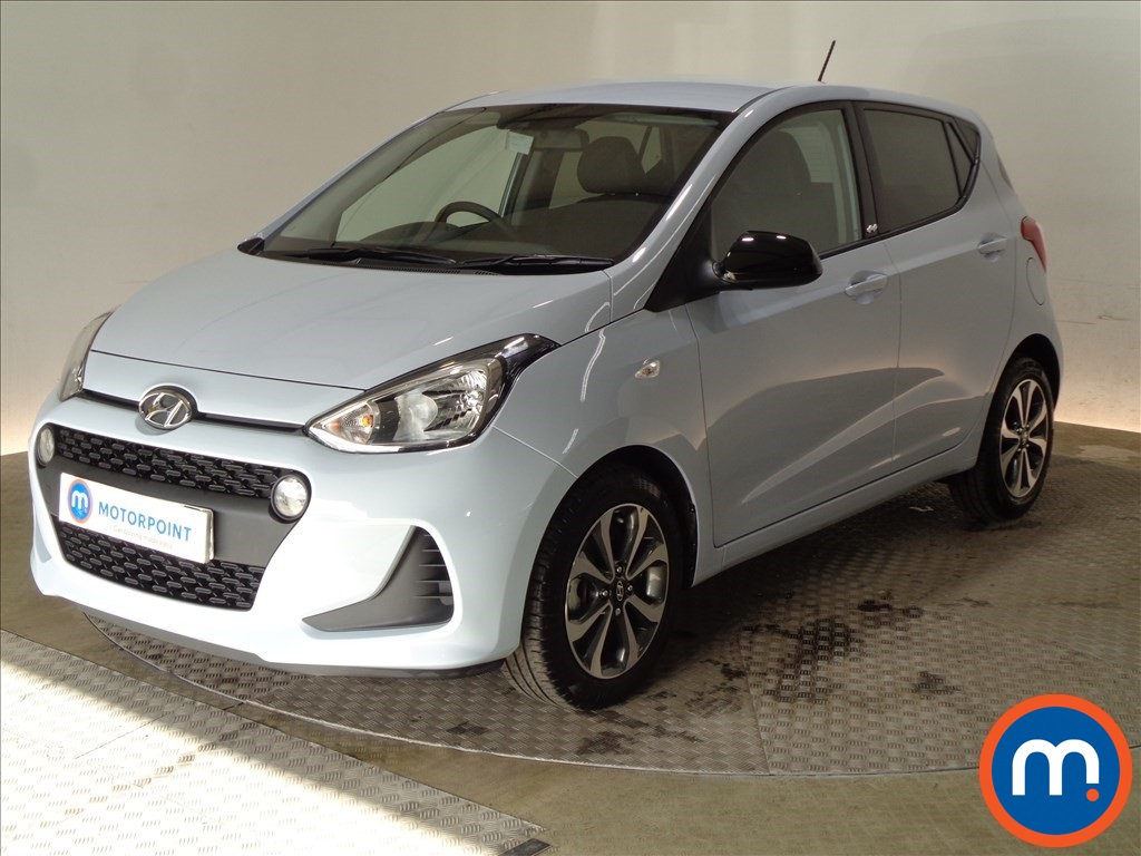 Hyundai I10 Play - Stock Number 1095260 Passenger side front corner