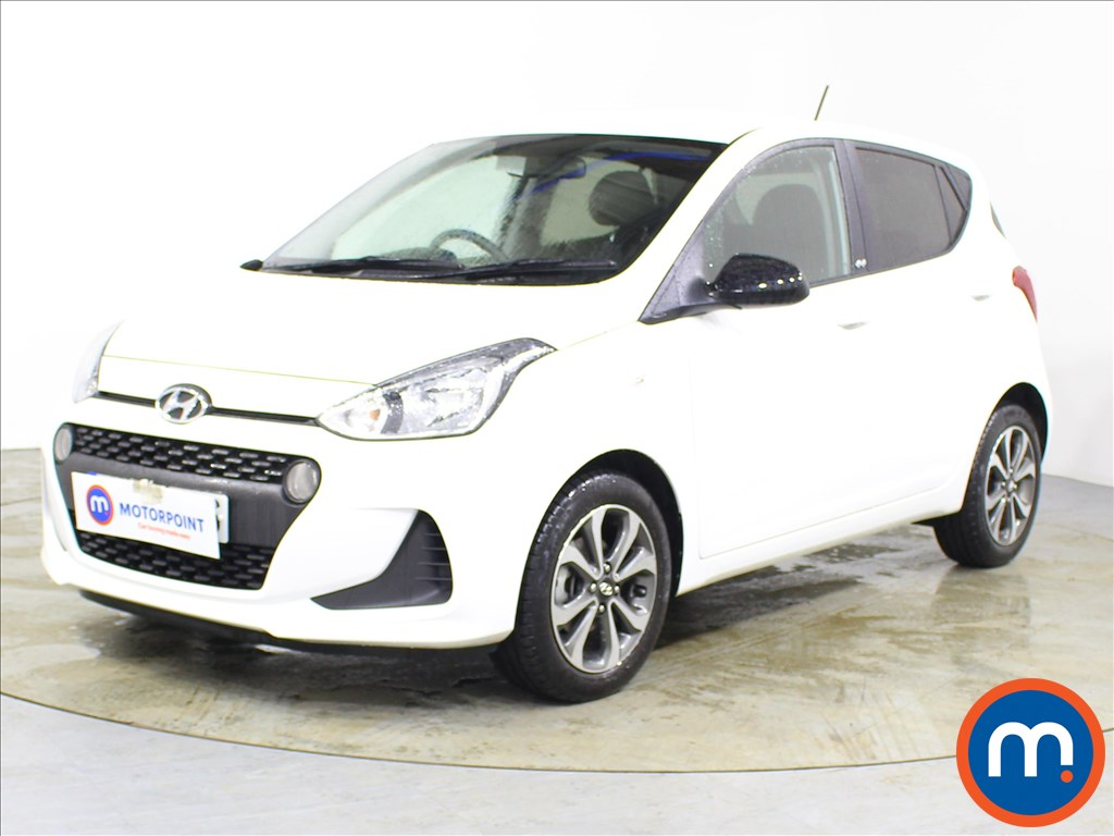Hyundai I10 Play - Stock Number 1095377 Passenger side front corner