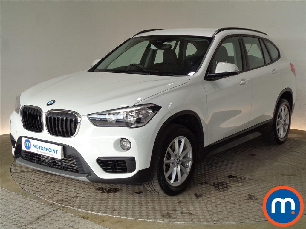 BMW X1 SE - Stock Number 1090285 Passenger side front corner