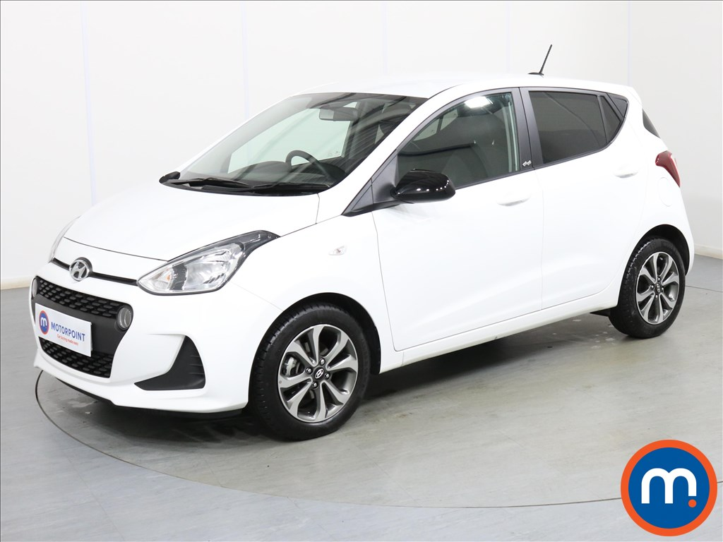 Hyundai I10 Play - Stock Number 1095291 Passenger side front corner
