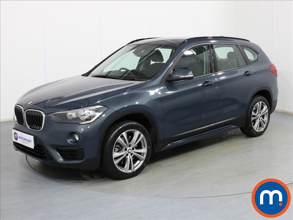 BMW X1 Sport - Stock Number 1096630 Passenger side front corner