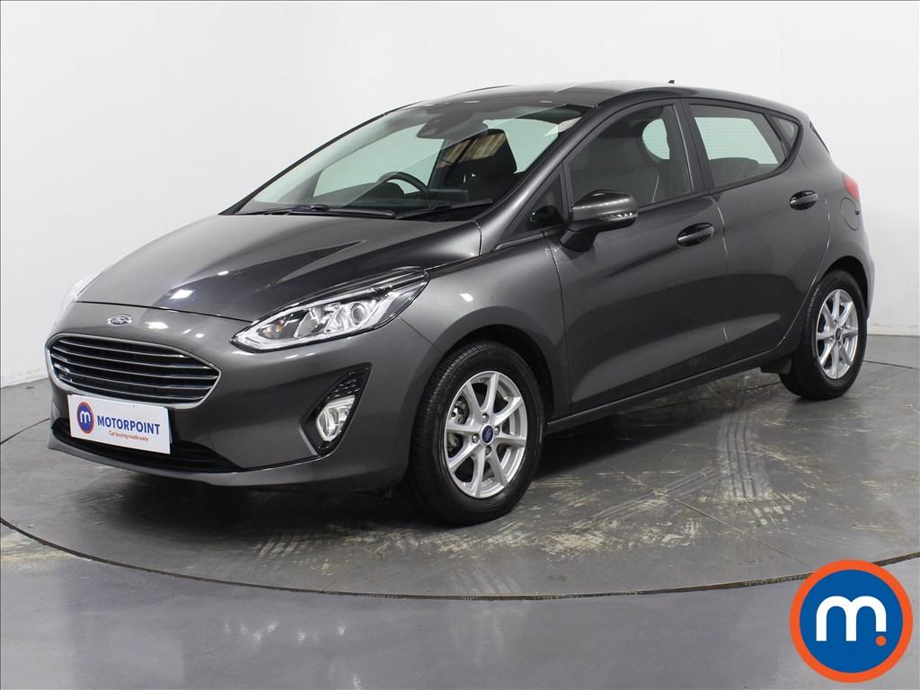Ford Fiesta Zetec - Stock Number 1093934 Passenger side front corner