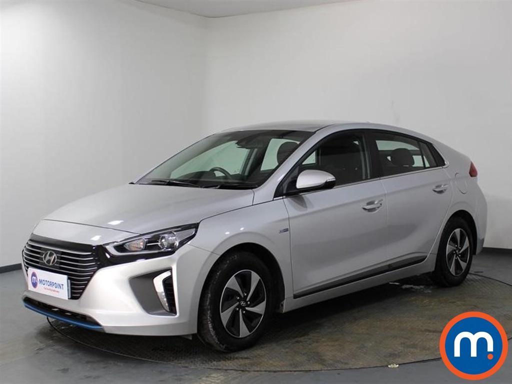 Hyundai Ioniq Premium - Stock Number 1080346 Passenger side front corner